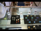 dorsa studios counter display.